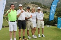 Charity Golf Day at La Zagaleta supporting PIEL DE MARIPOSA