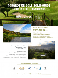 Op de Beeck and Worth sponsor two forthcoming golf tournaments
