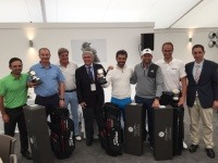 Winning Team of the Pro Am in Valderrama